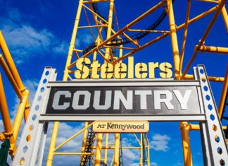 Steelers Country Kennywood theme park planning and design