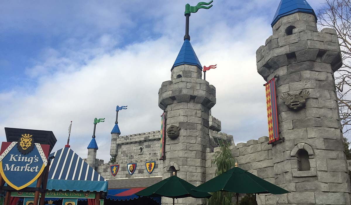 LEGOLAND California theme park reopening