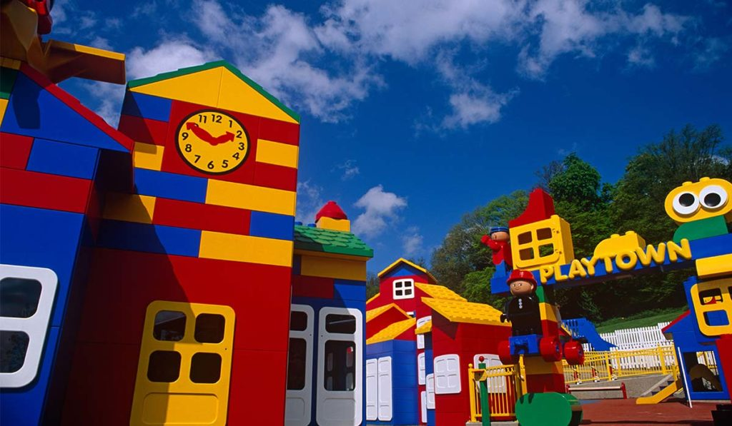 LEGOLAND Windsor is one of the European theme parks closed due to coronavirus