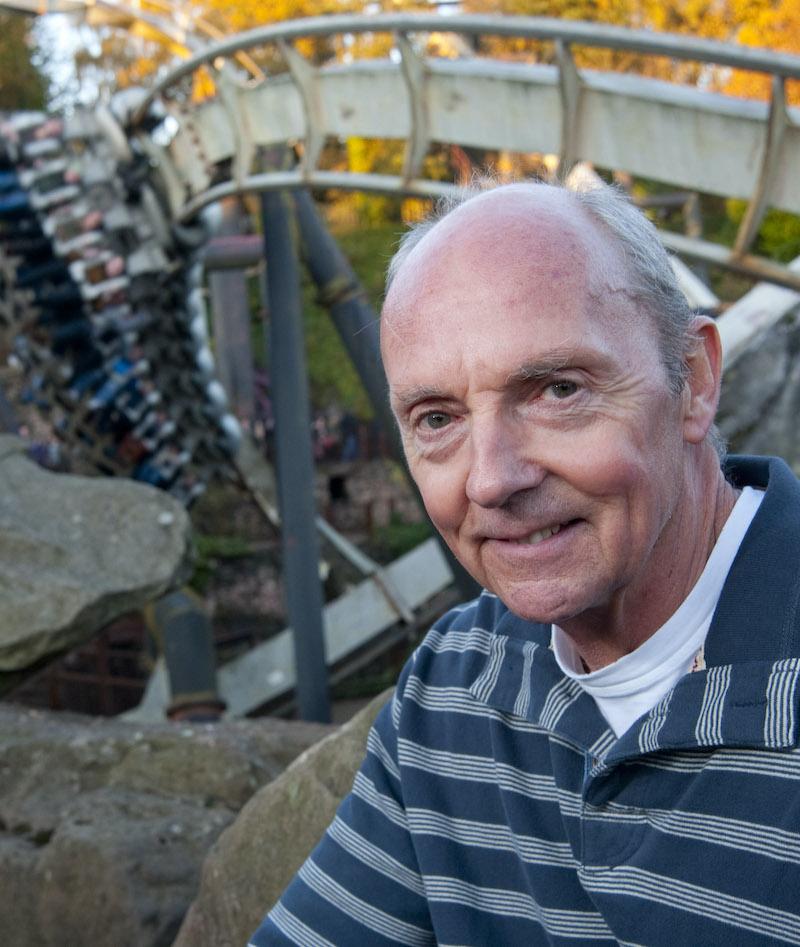 john wardley roller coaster designer
