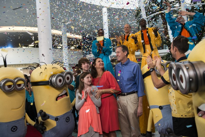 Universal's Cabana Bay Beach Resort officially welcomes its first guests large