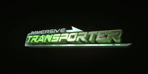 Immersive Transporter Dynamic Attractions