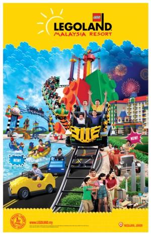 LEGOLAND Malaysia poster