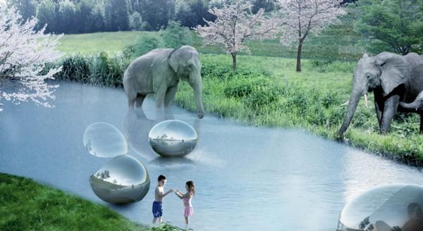BIG design for Givskud Zoo Denmark Stacey Tarpley