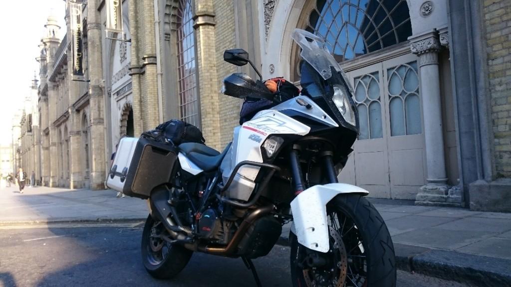 Martin Howe Motorbike Blooloop 4