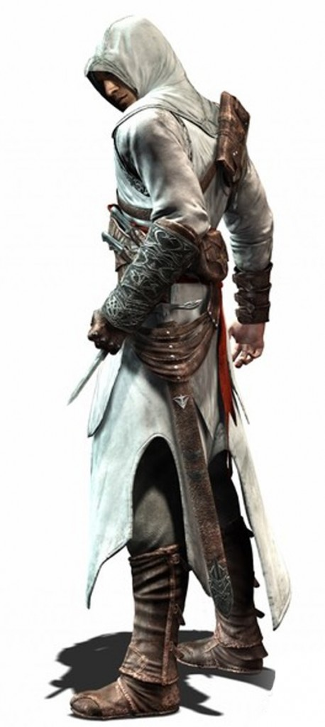 assassins creed character by ubisoft