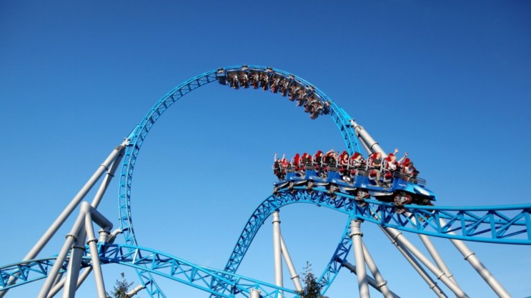 rollercoaster at europa park mack rides