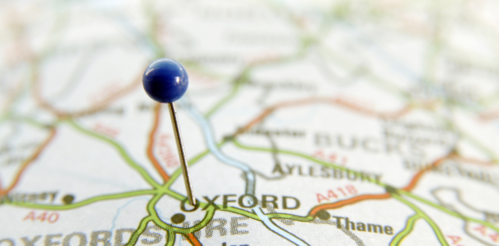 Image of Geo Tagging in Oxford