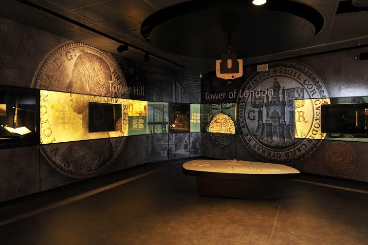 Royal Mint Experience Tower of London