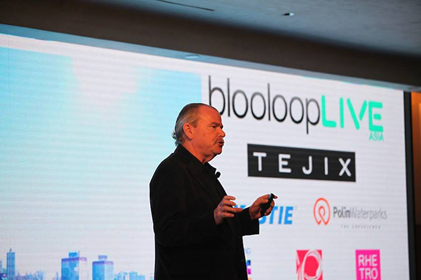 Jim Pattison blooloopLIVE Asia 2015