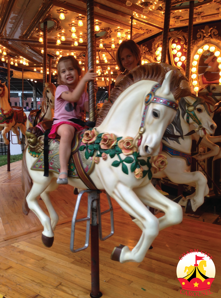 The Charm City Carousel Ride Entertainments