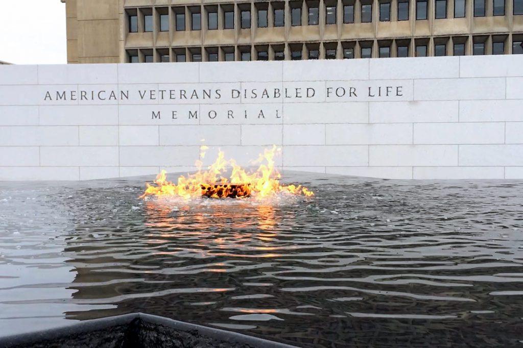 American Veterans Disabled for Life Memorial Technifex