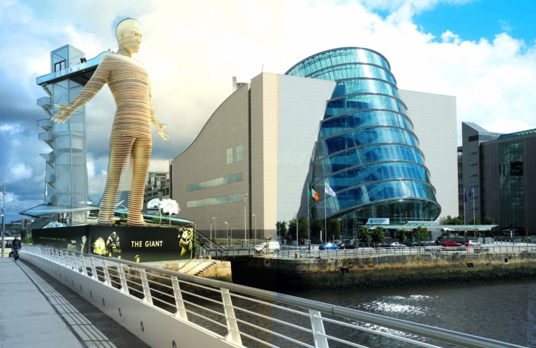 The Giant Company Appoints Arup, Philips and Architainment To Create The Giant