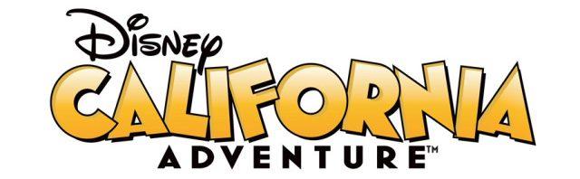Disneys California Adventure Logo