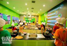 Cooking Class at tiNiWorld Vietnam