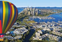 balloon gold coast