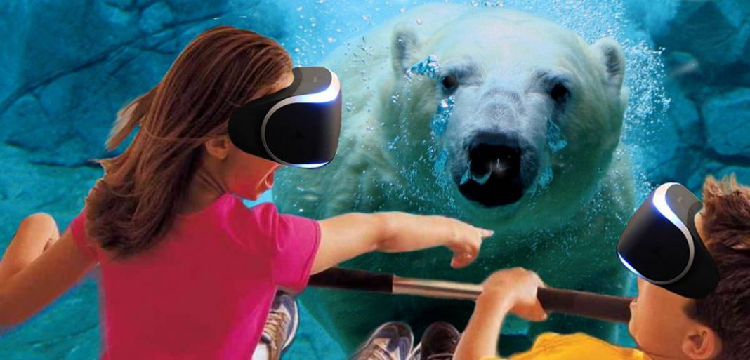 virtual reality dreamcraft attractions