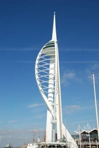 Emirates Spinnaker Tower Portsmouth Continuum