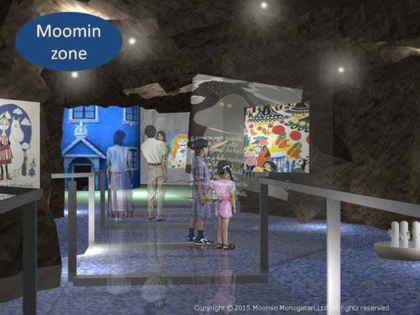 moomin theme park set to open in Japan in 2018