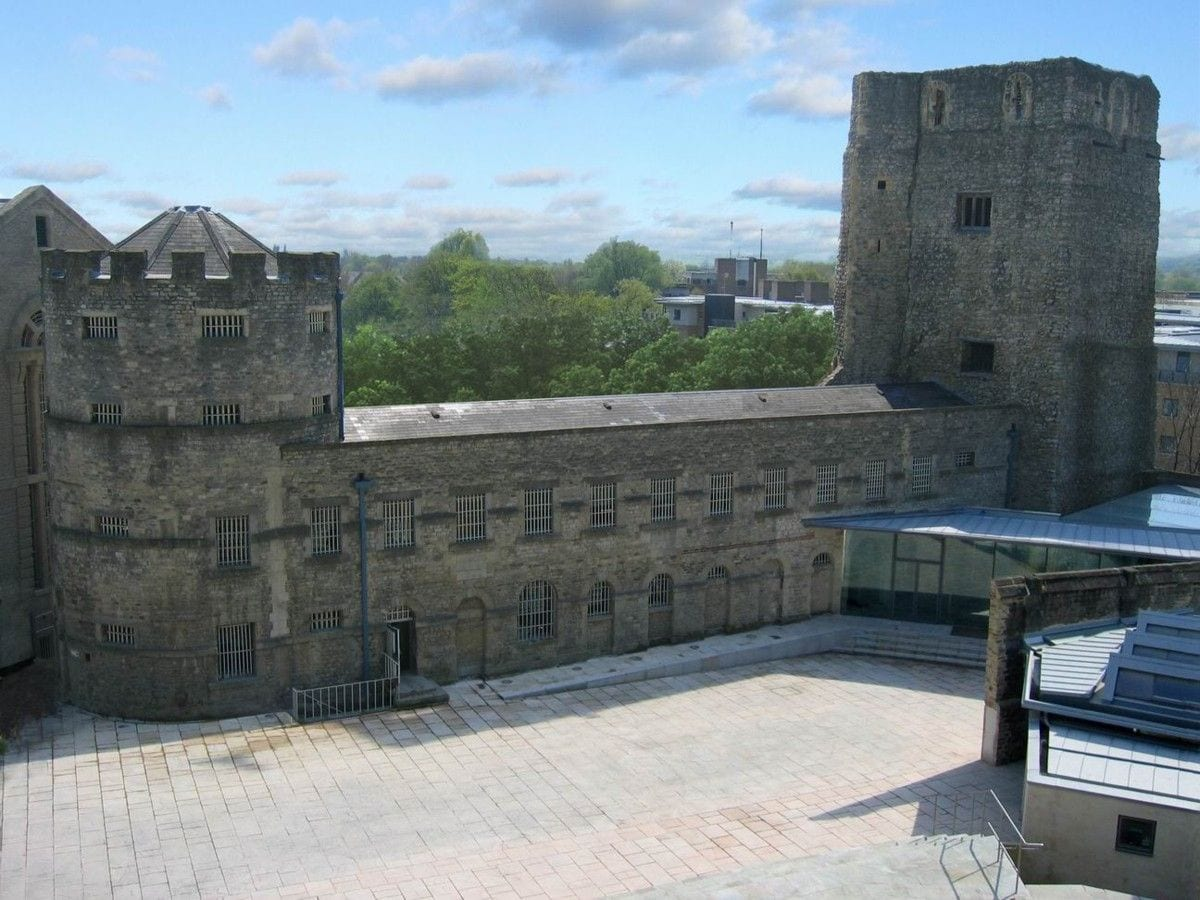 oxford castle unlocked continuum