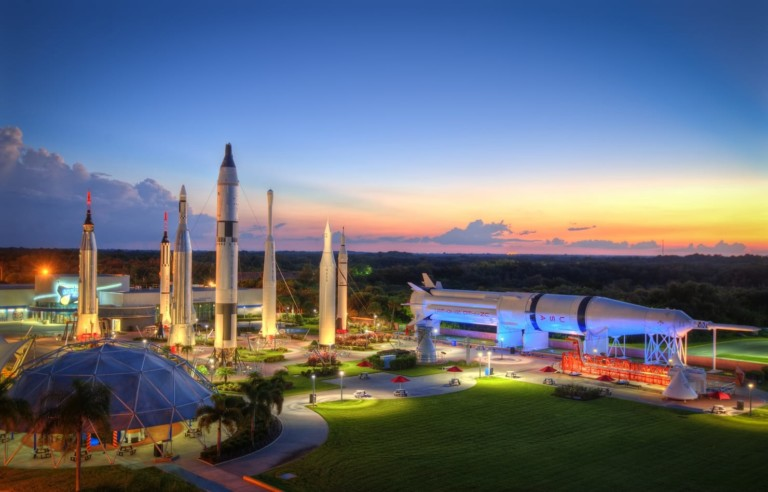 Picsolve turns guests into astronauts at Kennedy Space Centre Visitor Complex