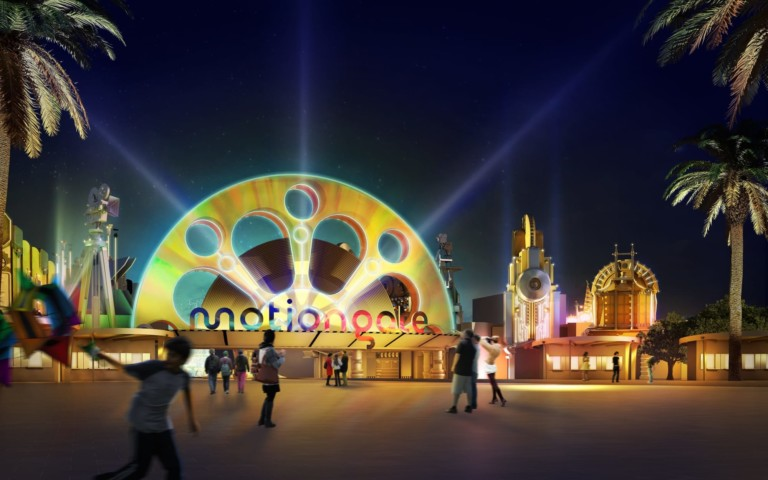 Picsolve brings world's largest photo installation to Dubai Parks and Resorts