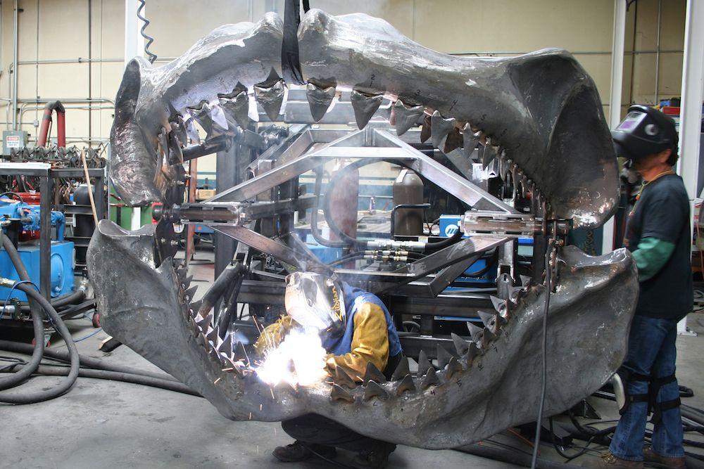 sharkzilla by technifex