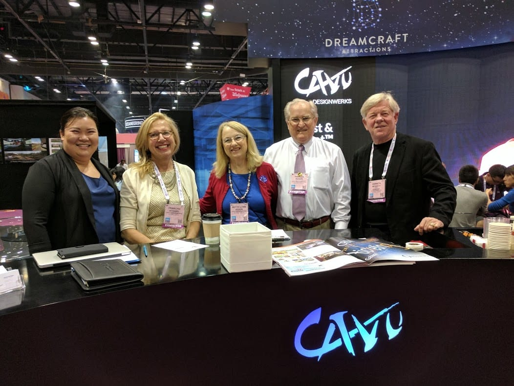 cavu designwerks at iaapa 2016