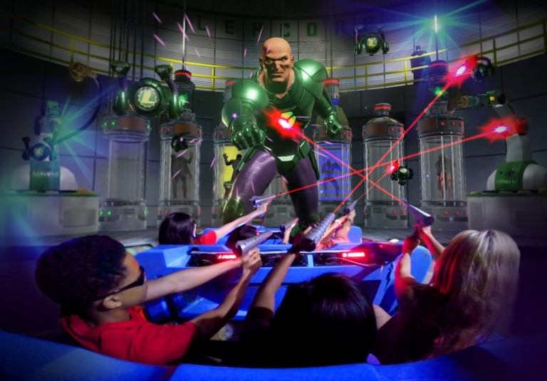 Alterface to showcase Popcorn Revenge® IP and biggest ever range of interactive ride solutions at EAS 2017