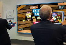 Holovis Augmented Reality AR ISE Immersive Technology Zone