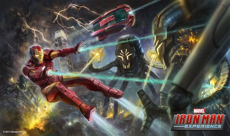 iron man experience aia blooloop