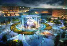 Sanderson Designs Stella Guest Experience for Kunming Space City