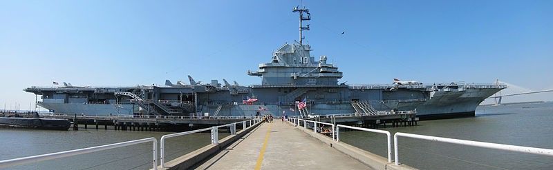 Patriots Point USS Yorktown