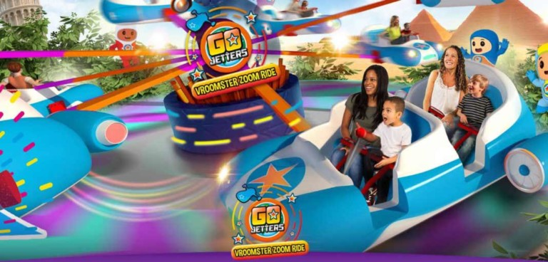 Alton Towers Resort Announces Two Brand New Attractions for 2017 in CBeebies Land