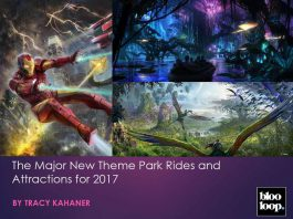 blooloop major new theme park rides and attractions 2017