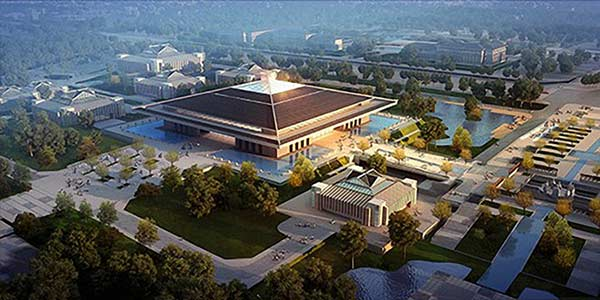 New Confucius Museum Set to Open in Shandong Province