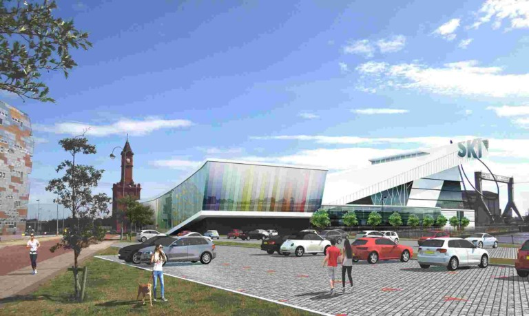 Decision imminent on new snow centre in middlesborough