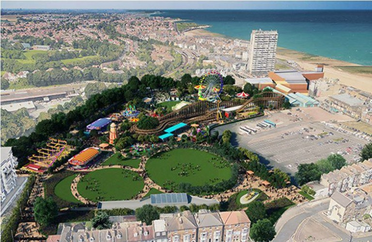 Revamped Dreamland Margate Will Offer Contemporary Culture and Vintage British Fun