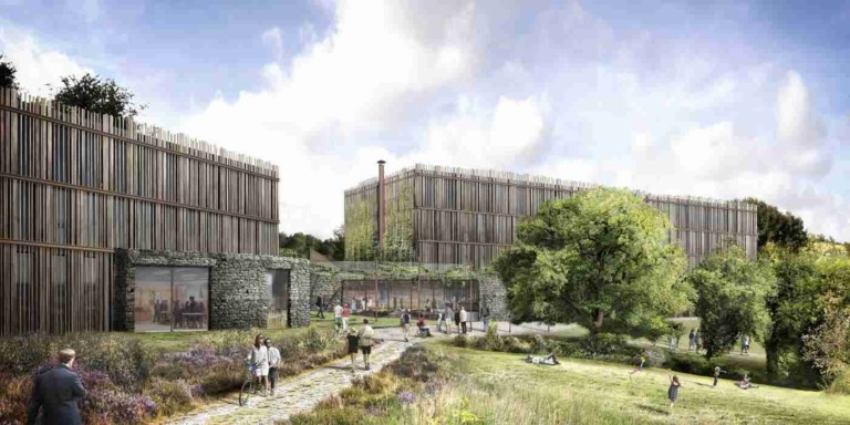 Eden Project Hotel Gets Green Light