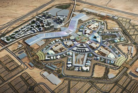 $3bn construction contracts up for grabs as Dubai prepares for world expo 2020
