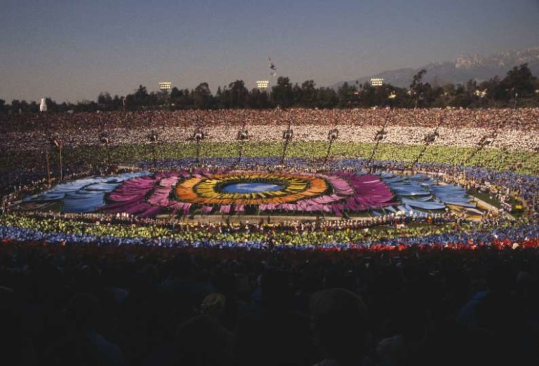 40 Years Since Miziker Produced First Ever Super Bowl Halftime Spectacular