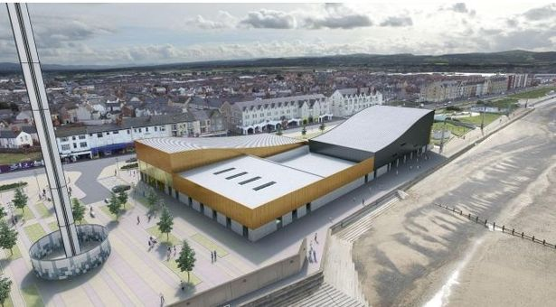 Denbighshire Council Gives Green Light to £15m Rhyl Waterpark