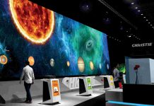 Christie to Host Two Stands at ISE 2017: The Space Between and Future AV