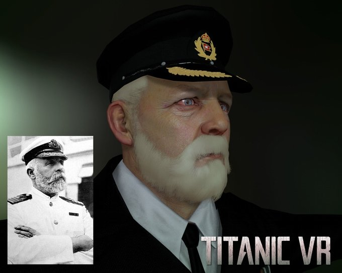 Titanic VR gaming experience kickstarter launched
