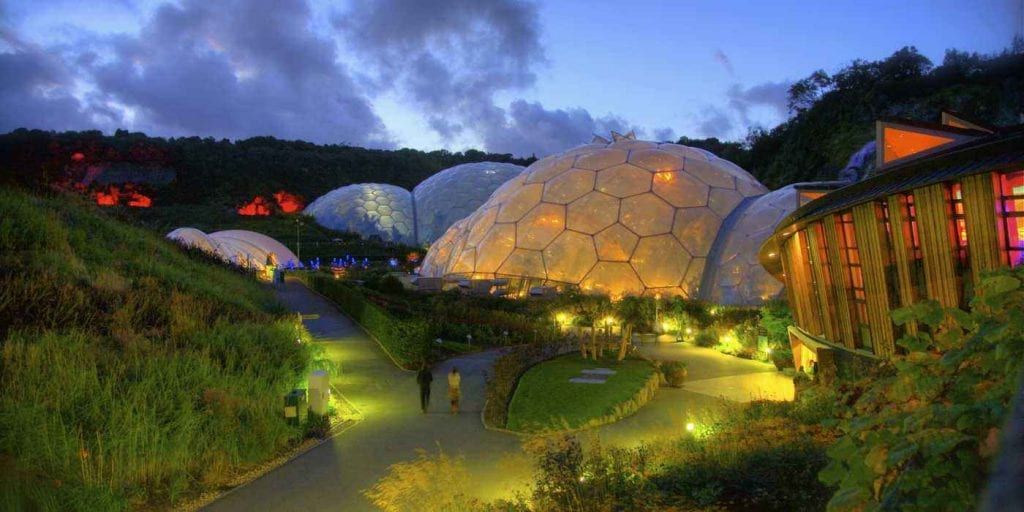 Eden Project £8.5m Hotel Gets Green Light