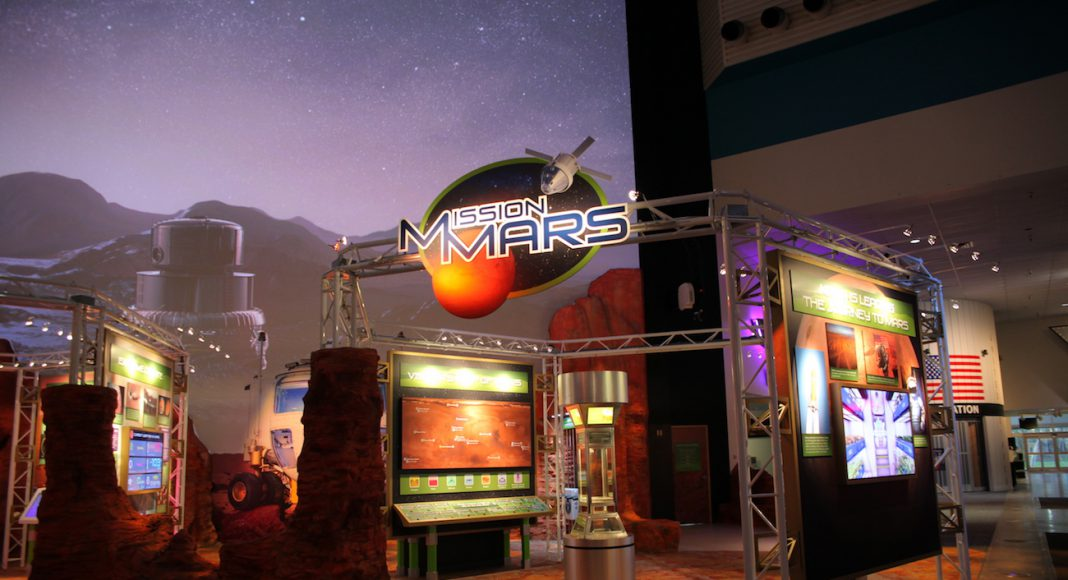 mission mars space center houston jra design
