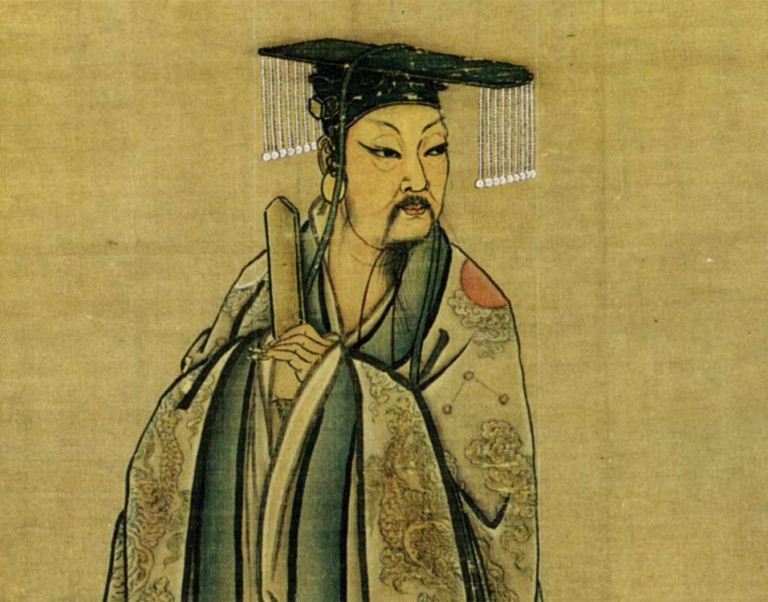 Yu the Great founder of the Xia dynasty