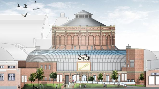 £15m Lottery Funding Sought for New Museum in Blackpool's Winter Gardens