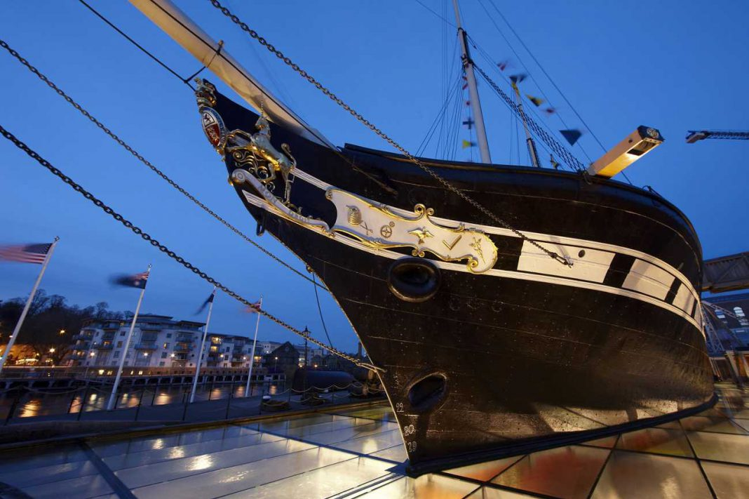 Gateway Provides New Revenue Management and CRM Solution to SS Great Britain