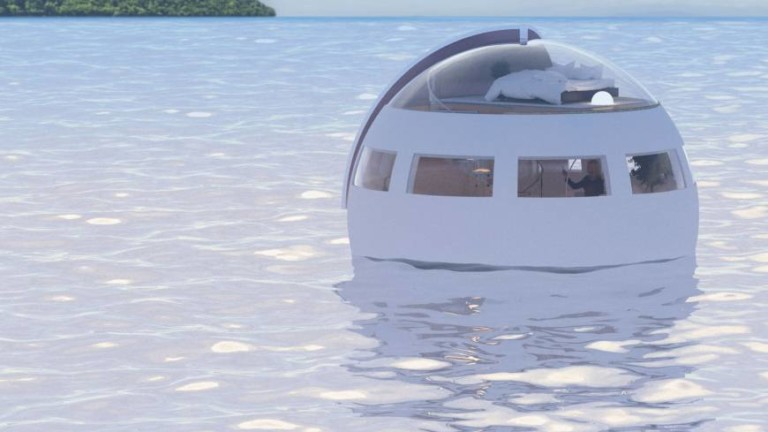 Japan's Huis Ten Bosch Theme Park to Introduce Floating Sleeping Pods